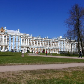 """Great Catherine's Palace"" ....."