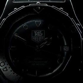 Часы Tag Heuer Professional series.