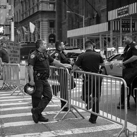 Trump tower patrol