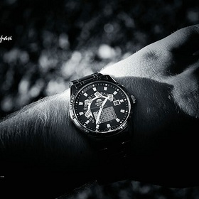 time does not stop ...