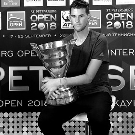 ATP St.Petersburg Open Winner