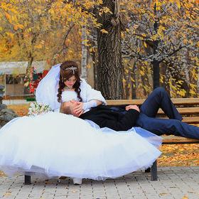 Свадьба в октябрь фото