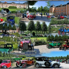 a small Overview of the Oldtimer Exhibition ...