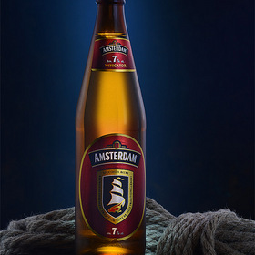 Amsterdam Navigator Beer. The bold drinker's choice.