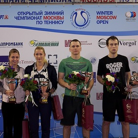 "We are the Champions...""Winter Moscow Open-2016"""
