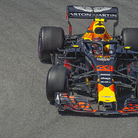 Max Verstappen. Red Bull RB14 Red Bull Racing GP Canada 2018.
