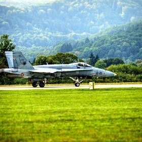 F / A-18 HORNET SPANISH AIR FORCE