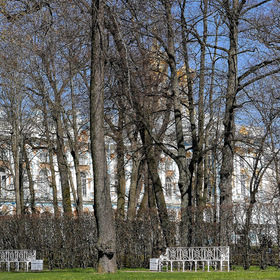 "The ""Catherine Palace"" ...."